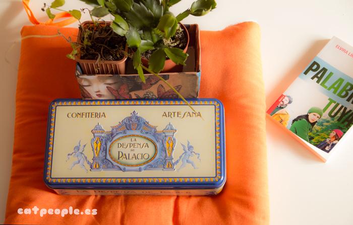 La despensa de Palacio | Caja de Dulces Navideños y mantecados