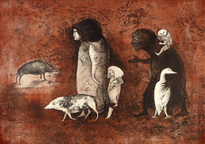 Leonora Carrington - Pinturas