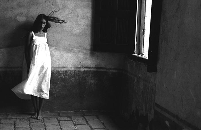 Lucía Messeguer por Tina Modotti