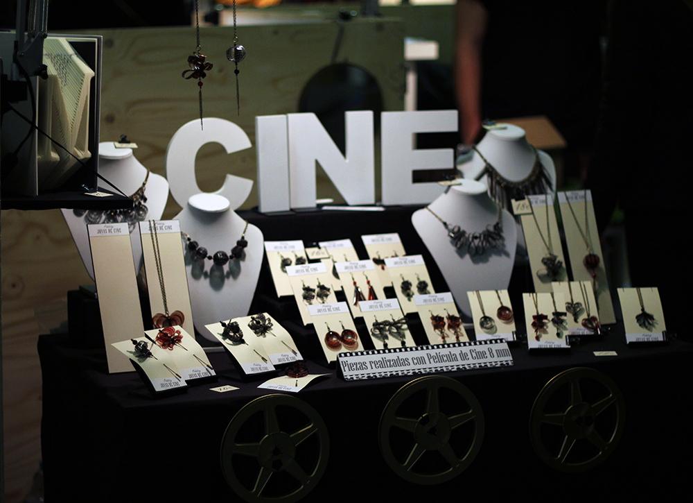 Joyas de Cine - Puesto en Nómada Market