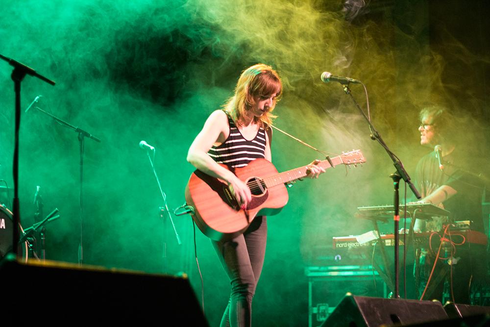 Concierto de Tulsa en el South Pop de Sevilla 2015 - Miren Iza