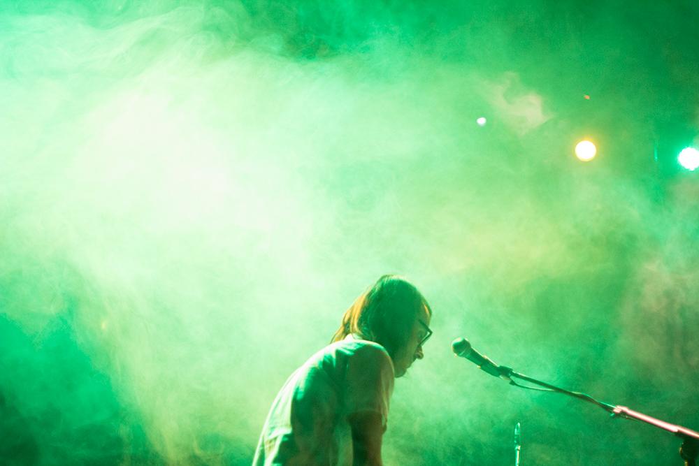 Concierto de Tulsa en el South Pop de Sevilla 2015