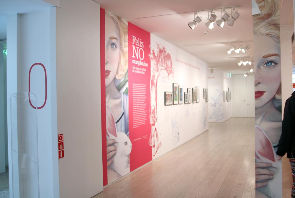 Museo ABC - 150 años en el País de las Maravillas - Exposición Madrid