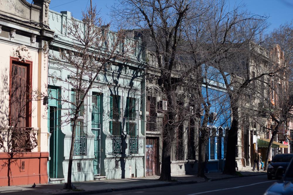 Montevideo Calles y Edificios Coloniales