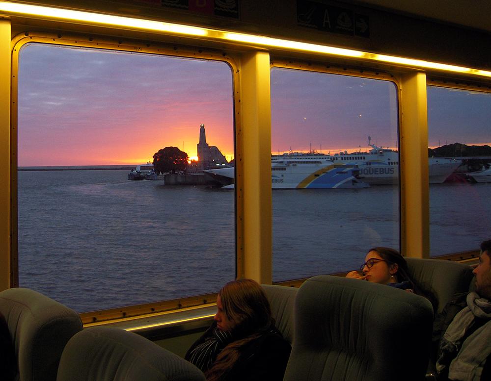 Buque Bus a Buenos Aires desde Colonia