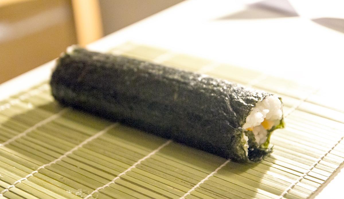 Sushi - Maki sushi roll